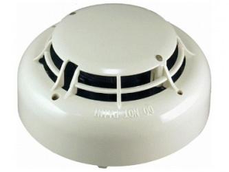 Silent Knight Detector Fotoeléctrico de Humo, Alámbrico, Blanco