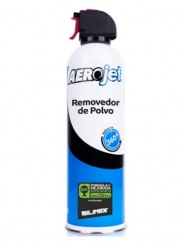 Silimex AeroJet 360° Aire Compromido para Remover Polvo, 440ml