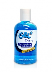 Silimex GelTech para Limpieza de Celulares, 120 Gramos