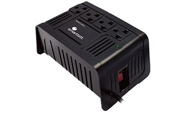 Regulador Smartbitt SBAVR1200, 600W, 1200VA, Entrada 120V, 4 Salidas
