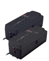 Regulador Smartbitt SBAVR1400R, 675W, 1400VA, 8 Contactos