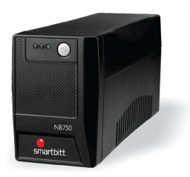 No Break Smartbitt NB750, 375W, 750VA, Entrada 81-145V, Salida 120V