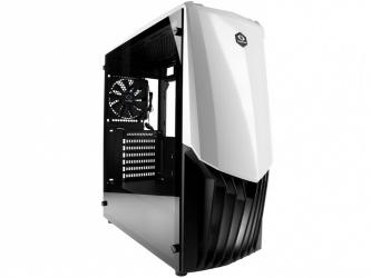Computadora SMX SMX123WH, AMD Ryzen 3 2200G 3.50GHz, 8GB, 1TB + 120GB SSD, Windows 10 Home 64-bit