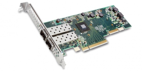 Solarflare Tarjeta PCI Express SFN8522, Alámbrico, 2x Fibra Óptica, 10.000Mbit/s