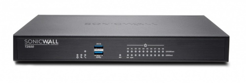 Router SonicWall con Firewall TZ600 TotalSecure Advanced Edition, 1500 Mbit/s, 10x RJ-45, 2x USB 2.0