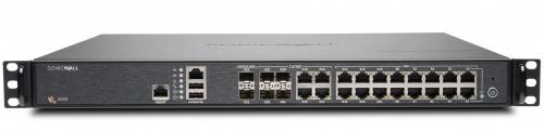 Router SonicWall con Firewall NSA 4650, 16x RJ-45, 4x SFP, 2x SFP+