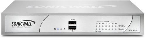 Router SonicWall Firewall TZ 215, Alámbrico, 500Mbit/s, 7x RJ-45