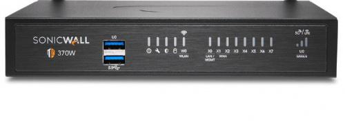 Router SonicWall Firewall TZ370, Alámbrico, 3000Mbit/s, 8x RJ-45