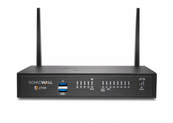Router SonicWall Firewall TZ270, 2000Mbit/s, 8x RJ-45