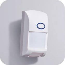 Sonoff Sensor de Movimiento PIR de Montaje en Pared PIR2, Inalámbrico, 12 Metros, Blanco
