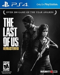 Sony The Last of Us Remastered, PS4 (ESP)