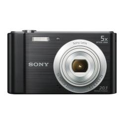Cámara Digital Sony Cyber-shot DSC-W800, 20.1MP, Zoom óptico 5x, Negro