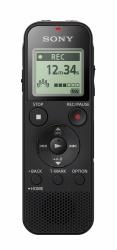 Sony Grabadora Reportera ICD-PX470, 4GB, USB, Negro