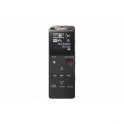 Sony Grabadora Reportera ICD-UX560F, 4GB, USB, Negro