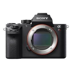 Cámara Sony Alpha α7R II con Sensor CMOS, 42.4MP, Zoom Digital 4x, Negro