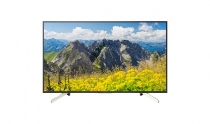 "Sony Smart TV LED X750F 43"", 4K Ultra HD, Widescreen, Negro"