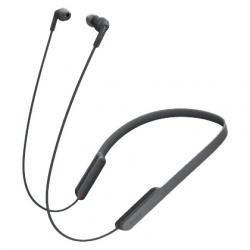 Sony Audífonos Intrauriculares MDR-XB70BT, Inalámbrico, Bluetooth, Negro