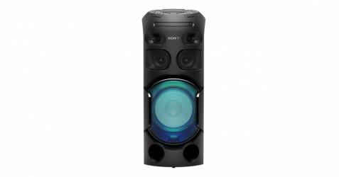Sony MHC-V41D Mini Componente, Bluetooth, USB, Karaoke, Negro