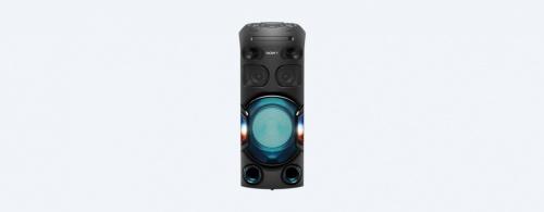Sony MHC-V42D, Bluetooh, USB 2.0, CD, Karaoke, Negro