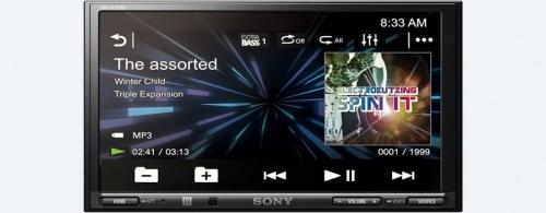 Sony Autoestéreo XAV-V751BT, Pantalla 6 95