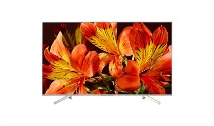 "Sony Smart TV LED XBR-65X851F 64.5"", 4K Ultra HD, Plata"
