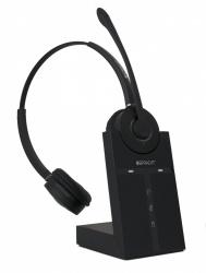 Spracht Audífonos con Micrófono Binaural ZUM Maestro, Inalámbrico, DECT, Bluetooth
