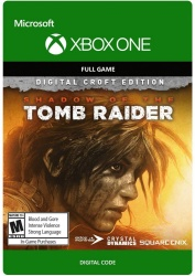 Shadow of the Tomb Raider Croft Edition, Xbox One ― Producto Digital Descargable