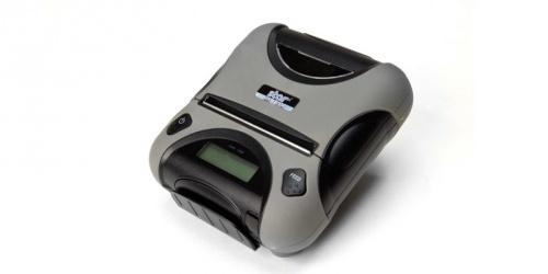 Star Micronics Impresora Móvil SM-T300DB50, Térmica Directa, Bluetooth, Negro/Gris
