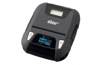 Star Micronics Impresora Móvil SM-L300, Térmica Directa, Inalámbrico, Bluetooth 4.0, Negro