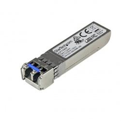 StarTech.com Módulo Transceptor de Fibra Canal SFP+ de 8 Gigabit, Mini GBIC, Multimodo LC, 300m, para HP AJ717A