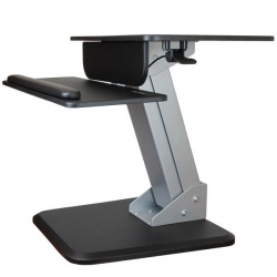 StarTech.com Estación de Trabajo de Pie y Sentado para Monitor 30'', max. 13KGs