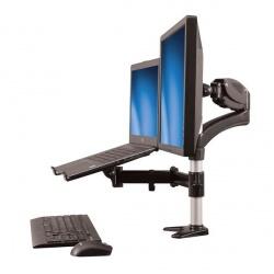 Startech Com Soporte Para Monitor Y Base Para Laptop