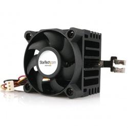 Disipador CPU StarTech.com FANP1003LD, 50mm, 4500RPM, Negro
