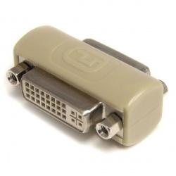StarTech.com Adaptador DVI-I Hembra - DVI-I Hembra, Beige
