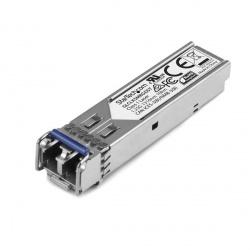StarTech.com Módulo Transceptor de Fibra SFP 1Gb 1000Base-LX, Mini GBIC, Monomodo, LC, 10Km, para Cisco