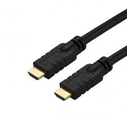 StarTech.com Cable HDMI Macho - HDMI Macho, 10 Metros, Negro