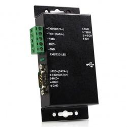 StarTech.com Adaptador Industrial  USB B Macho - RS422/RS485