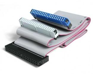StarTech.com Cable IDE Hembra - 2x IDE Hembra, 45cm, Gris