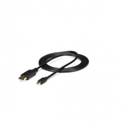 StarTech.com Cable mini DisplayPort Macho - DisplayPort Macho, 3 Metros, Negro
