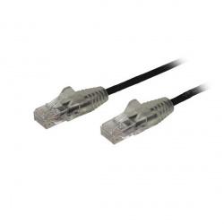 StarTech.com Cable Patch Cat6 UTP RJ-45 Macho - RJ-45 Macho, 90cm, Negro