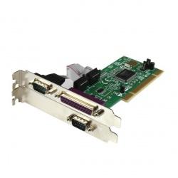 StarTech.com Tarjeta PCI PCI2S1P, Alámbrico, con 2 Puertos Serial y 1 Puerto Paralelo