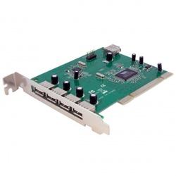 StarTech.com Tarjeta PCI PCIUSB7, Alámbrico, 7 Puertos USB 2.0
