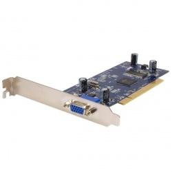 StarTech.com Tarjeta Adaptadora de Video PCI a VGA, 16MB, Basada en XGI Volari Z7