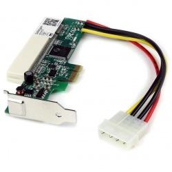 StarTech.com Tarjeta PCI Express a PCI, Alámbrico, Rojo