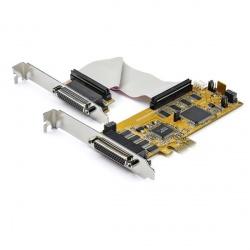 StarTech.com Tarjeta PCI Express PEX8S1050LP, 8x Serial