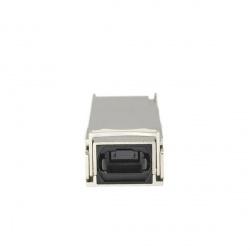 StarTech.com Módulo Transceptor de Fibra QSFP+ de 40Gb, Multimodo MPO, 150m, para Cisco QSFP-40G-SR4