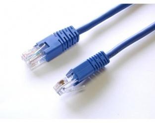 StarTech.com Cable Patch Cat5e UTP sin Enganches RJ-45 Macho - RJ-45 Macho, 3.7 Metros, Azul
