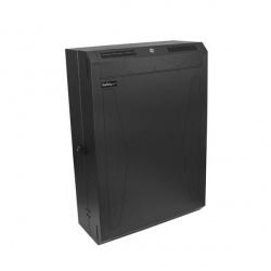 StarTech.com Gabinete 6U Vertical para Montaje en Pared, hasta 90kg, Negro