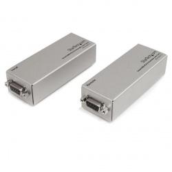 StarTech.com Extensor DB9 RS232 Serial por Cable Ethernet Cat5 UTP, hasta 1000m