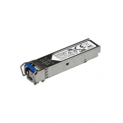 StarTech.com Módulo Transceptor SFP1000BXUST SFP, LC, 1.25Gbps, 10Km, 1310nm